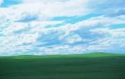 夏日广阔草原风光 夏日草原风光壁纸图片壁纸 夏日广阔草原风光 风景壁纸