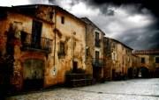 西班牙Girona HDR风格宽屏壁纸 壁纸12 西班牙Girona 风景壁纸