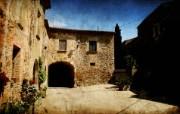 西班牙Girona HDR风格宽屏壁纸 壁纸15 西班牙Girona 风景壁纸