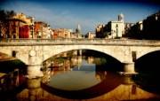 西班牙Girona HDR风格宽屏壁纸 壁纸16 西班牙Girona 风景壁纸