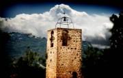 西班牙Girona HDR风格宽屏壁纸 壁纸25 西班牙Girona 风景壁纸