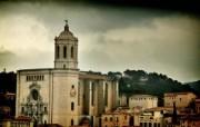 西班牙Girona HDR风格宽屏壁纸 壁纸27 西班牙Girona 风景壁纸