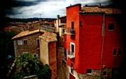 西班牙Girona HDR风格宽屏壁纸 壁纸32 西班牙Girona 风景壁纸