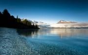 新西兰的山水如画壁纸 风景壁纸