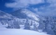 雪景 雪山 冰川(二 风景壁纸