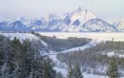 雪景 雪山 冰川(三 风景壁纸