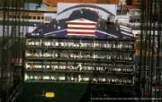 上帝之眼 Yann Arthus Bertrand 扬恩 亚瑟空中摄影奇景壁纸北美篇 鸟瞰美国 纽约切尔西码头高球俱乐部图片壁纸 扬恩・亚瑟空中摄影奇景 北美篇 风景壁纸