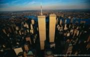上帝之眼 Yann Arthus Bertrand 扬恩 亚瑟空中摄影奇景壁纸北美篇 鸟瞰美国 已成为历史的纽约世贸中心图片壁纸 扬恩・亚瑟空中摄影奇景 北美篇 风景壁纸
