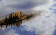 上帝之眼 Yann Arthus Bertrand 扬恩 亚瑟空中摄影奇景壁纸北美篇 鸟瞰美国 阿拉斯加肯奈半岛湖中小岛图片壁纸 扬恩・亚瑟空中摄影奇景 北美篇 风景壁纸