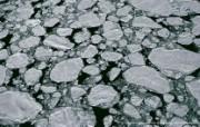 上帝之眼 Yann Arthus Bertrand 扬恩 亚瑟空中摄影奇景壁纸北美篇 鸟瞰加拿大 努纳维特地区冰之风景图片壁纸 扬恩・亚瑟空中摄影奇景 北美篇 风景壁纸