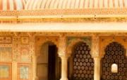 印度建筑写真宽屏壁纸 风景壁纸