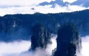 云雾风光 风景壁纸