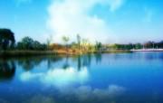 专题摄影壁纸系列湖光山色 风景壁纸