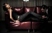 2009 LEVI Lady Style 女性时装 壁纸2 2009 LEVI 广告壁纸