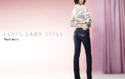 2009 LEVI Lady Style 女性时装 壁纸8 2009 LEVI 广告壁纸