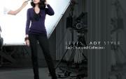2009 LEVI Lady Style 女性时装 壁纸10 2009 LEVI 广告壁纸