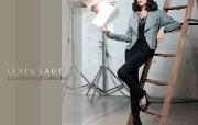 2009 LEVI Lady Style 女性时装 壁纸11 2009 LEVI 广告壁纸