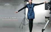 2009 LEVI Lady Style 女性时装 壁纸12 2009 LEVI 广告壁纸