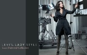 2009 LEVI Lady Style 女性时装 壁纸13 2009 LEVI 广告壁纸