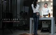 2009 LEVI Lady Style 女性时装 壁纸14 2009 LEVI 广告壁纸
