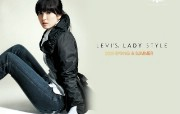 2009 LEVI Lady Style 女性时装 壁纸16 2009 LEVI 广告壁纸