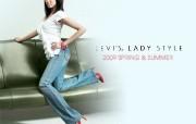 2009 LEVI Lady Style 女性时装 壁纸19 2009 LEVI 广告壁纸