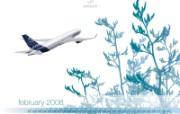 Airbus 年历壁纸 壁纸2 Airbus 年历壁纸 广告壁纸