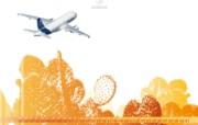 Airbus 年历壁纸 壁纸7 Airbus 年历壁纸 广告壁纸