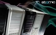 Case 机箱 澳洲电脑玩家杂志 Atomic MPC 硬件壁纸 广告壁纸