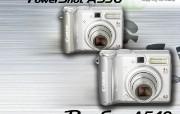 Canon 佳能数码相机系列壁纸 广告壁纸