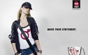 创意平面广告设计 人物篇 单身主义 个性宣言 360°包包广告设计壁纸 创意广告设计壁纸第六辑人物篇 广告壁纸