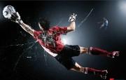 创意平面广告设计 人物篇 足球 Canal Sport 平面广告设计 创意广告设计壁纸第六辑人物篇 广告壁纸