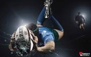 创意平面广告设计 人物篇 橄榄球 Canal Sport 平面广告设计 创意广告设计壁纸第六辑人物篇 广告壁纸