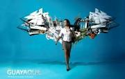 创意无限 Fly Guayaquil Tame Ecuador航空公司创意广告 创意广告设计壁纸第四辑 广告壁纸