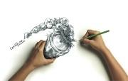 创意无限 Careful what you think Animaster 动画学校创意广告 创意广告设计壁纸第四辑 广告壁纸