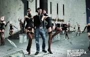 创意无限 001 Step to a Wonderful Economy 意大利Meltin Pot牛仔裤广告创意 创意广告设计壁纸第四辑 广告壁纸