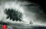 创意无限 Don t Let the Weather Get You Atlantis 防水服创意广告 创意广告设计壁纸第四辑 广告壁纸