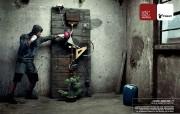 创意平面广告设计 人物篇 壁纸25 创意平面广告设计人 广告壁纸
