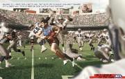 In a League of its Own 澳式橄榄球联赛AFL广告 创意无限平面广告设计壁纸第五辑 广告壁纸