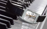 CORUM Watches 昆仑手表壁纸 壁纸3 CORUM Watc 广告壁纸