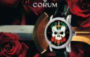 CORUM Watches 昆仑手表壁纸 壁纸5 CORUM Watc 广告壁纸