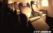 长荣航空波音 777 300ER壁纸 EVA AIR长荣航空飞机机型壁纸 广告壁纸