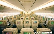 EVA AIR长荣航空飞机机型壁纸 广告壁纸