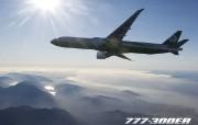 EVA AIR长荣航空飞机机型壁纸 EVA AIR长荣航空飞机机型壁纸 广告壁纸