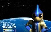 EVOLTA干电池 Panasonic产品广告 壁纸2 EVOLTA干电池( 广告壁纸
