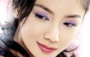粉妆秀色彩妆写真 广告壁纸