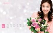 高丽雅娜 Coreana 化妆品广告宽屏壁纸 壁纸4 高丽雅娜(Corea 广告壁纸