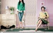 韩国 besti belli 女性时装 壁纸9 韩国 besti b 广告壁纸