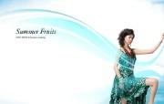 韩国HERA化妆品广告明星代言壁纸 壁纸8 韩国HERA化妆品广 广告壁纸