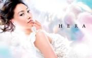 韩国HERA化妆品广告明星代言壁纸 壁纸9 韩国HERA化妆品广 广告壁纸